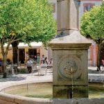 Fontaine de la ville d'Ambert
