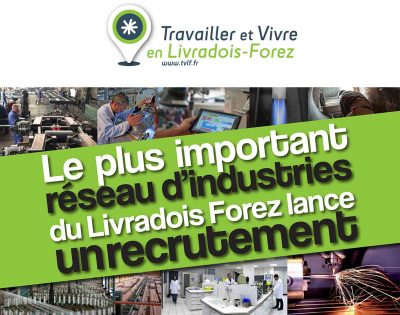 Une formation à l'emploi industriel avec TVLF