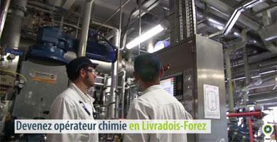Devenez opérateur chimie en Livradois-Forez
