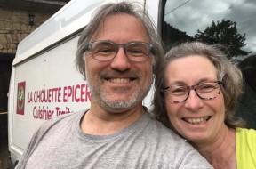 Une Chouette Épicerie pour Claire et Nicolas