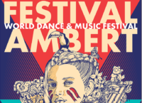 Festival d'Ambert - World Dance & Music Festival 2018