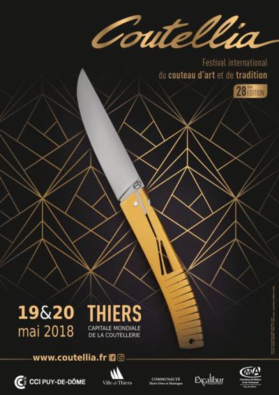 Coutellia, LE rendez-vous international autour du couteau