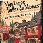 Mystères & Bulles de Mômes© – Les rendez-vous culturels jeune public
