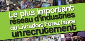 10 emplois à pourvoir dans l'industrie