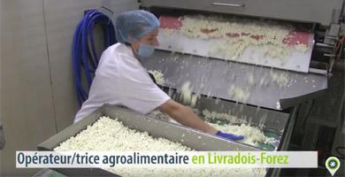 Devenez opérateur agroalimentaire en Livradois-Forez